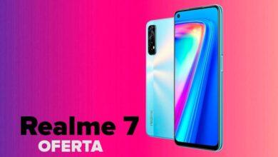 Photo of Superrebajado, el Realme 7 sólo te costará 147 euros en AliExpress Plaza con este cupón