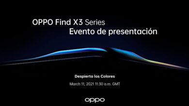 Photo of Los OPPO Find X3 ya tienen fecha de presentación: conoceremos a la nueva gama alta de OPPO en diez días
