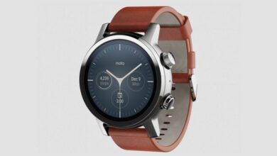 Photo of Motorola prepara tres smartwatch para este año: Moto G, Moto Watch y Moto One