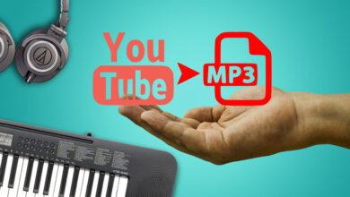 Photo of Cómo convertir canciones de YouTube a MP3