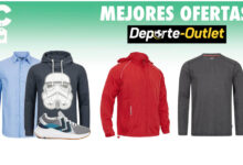 Photo of Camisas Slazenger por 4,99 euros, cortavientos Macro por menos de 7 euros y sudaderas Star Wars rebajas: mejores ofertas Deporte Outlet