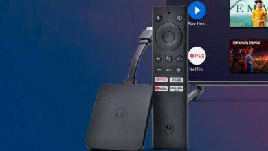 Photo of Motorola 4K Android TV Stick, nuevo reproductor multimedia en colaboración con Flipkart India