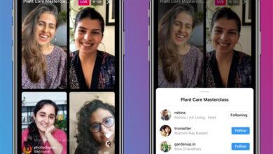 Photo of Instagram busca competir con Clubhouse permitiendo hasta cuatro participantes en sus 'Live Rooms'