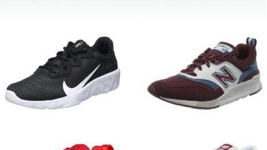 Photo of Chollos en tallas sueltas de  zapatillas Nike, New Balance o Under Armour por menos de 35 euros en Amazon