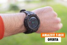 Photo of Oferta Flash en Amazon para los más rápidos: llévate este resistente smartwatch Amazfit T-Rex con GPS por menos de 100 euros