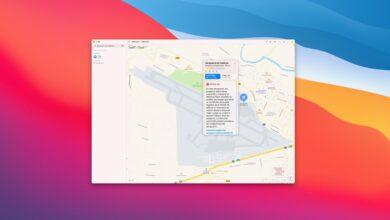 Photo of La app de Mapas para iPhone, iPad y Mac ya muestran las medidas COVID de los aeropuertos