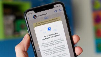 Photo of WhatsApp prueba los mensajes temporales que desaparecen a las 24 horas