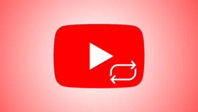 Photo of YouTube se prepara para dejarte ver el mismo vídeo en bucle en Android