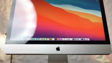 Photo of He aquí el primer iMac con chip M1… hecho de forma casera con las entrañas de un Mac mini