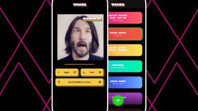 Photo of Wombo es una nueva app que triunfa en redes animando tus fotos y poniéndolas a cantar: así se usa