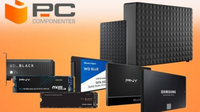 Photo of Ahorra con estos discos duros SSD, de sobremesa o portables en oferta en PcComponentes