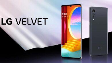 Photo of El precio del LG Velvet en caída libre en El Corte Inglés: este smartphone 5G de gama alta se queda ahora por debajo de los 400 euros