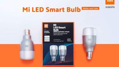 Photo of Este pack de bombillas LED inteligentes de Xiaomi, con WiFi y Alexa, llevan la domótica a tu hogar por menos de 29 euros
