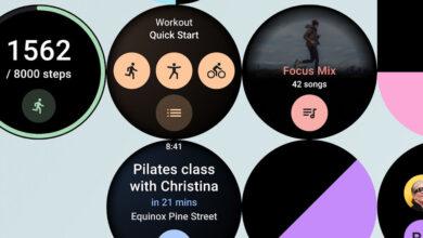 Photo of Las tarjetas de apps llegarán a Wear OS en los próximos meses: Google abre su API a los desarrolladores