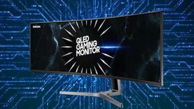 Photo of Un bestial monitor gaming como el Samsung C49RG90 lleva 149 euros de rebaja en PcComponentes y te ofrece 49 pulgadas QLED ultrawide