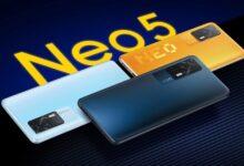 Photo of iQOO Neo 5: pantalla de 120 Hz y carga rápida de 66 W con el Snapdragon 870 a los mandos