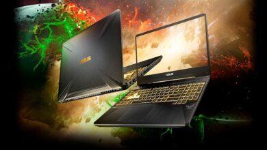 Photo of Este portátil gaming sale muy barato si lo pides en eBay: ASUS TUF Gaming FX505DT-HN450 por 649 euros