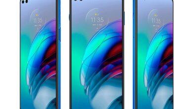 Photo of El Motorola Moto G100 aparece filtrado con todo detalle en fotografías y características