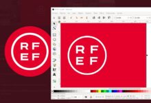 Photo of Así puedes replicar el nuevo logotipo de la Federación Española de Fútbol usando sólo plantillas y herramientas gratuitas