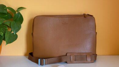 Photo of Messenger Bag for MacBook, de Harber London, para llevar nuestro Mac y todos sus accesorios con el estilo que se merecen