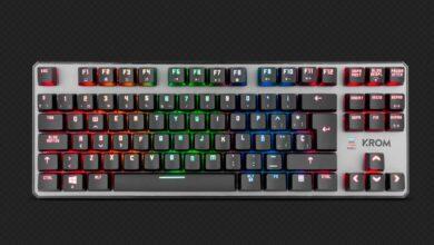 Photo of El teclado gaming más vendido de Amazon es mecánico, con iluminación RGB y, en las ofertas de primavera, lo tienes con un 20% de descuento