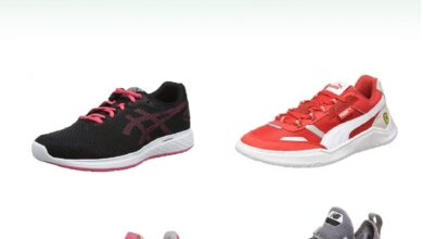 Photo of Chollos en tallas sueltas de  zapatillas Asics, Puma o New Balance en Amazon