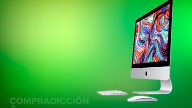 Photo of El iMac de 21 pulgadas con procesador i3 y pantalla 4K te espera por 180 euros menos en PcComponentes