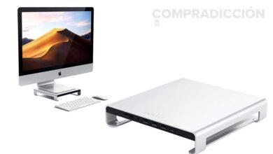 Photo of Hasta la medianoche tienes el Satechi Aluminium Stand para iMac en oferta flash por 20 euros menos en Amazon