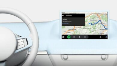 Photo of Cómo usar el navegador GPS Sygic en Android Auto