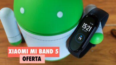 Photo of La Xiaomi Mi Band 5 por 18 euros desde España es el chollazo que no te puedes perder en el Aniversario de AliExpress