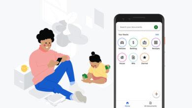 Photo of Google lanza Stack, una aplicación para escanear y organizar documentos inteligente