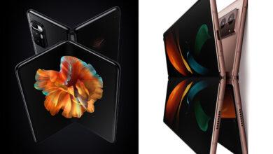 Photo of Xiaomi Mi MIX Fold vs Samsung Galaxy Z Fold 2, duelo de plegables: así queda la apuesta de Xiaomi frente a la de Samsung