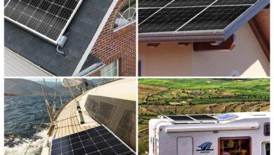 Photo of Los mejores paneles solares según los comentaristas de Amazon