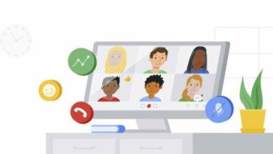 Photo of Google trae una guía sobre Meet para padres y tutores, anunciando también algunas novedades