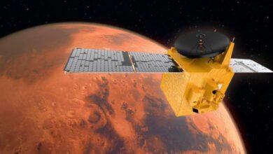 Photo of La sonda Hope de los Emiratos Árabes Unidos alcanza su órbita de trabajo alrededor de Marte