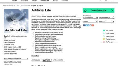 Photo of MIT Press y el acceso abierto y gratuito a todas sus revistas académicas