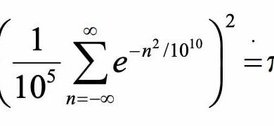 Photo of Una fórmula que genera los primeros 42.000 millones de decimales de π y luego deja de ser precisa