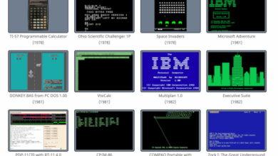 Photo of Las Máquinas de PCjs: desde PCs antiguos a calculadoras programables