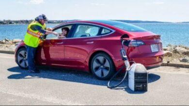 Photo of Para cargar el coche eléctrico en cualquier lugar