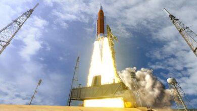 Photo of El cohete SLS de la NASA supera por fin su prueba de encendido