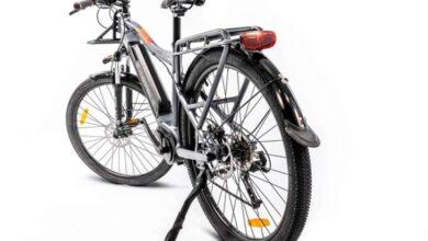 Photo of Una mountain bike urbana con 115 km de autonomía