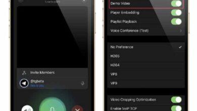 Photo of Telegram trabaja para añadir vídeo en directo a las salas de chat por voz