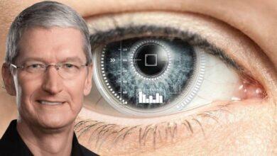 Photo of Apple lanzaría lentes de contacto AR inteligentes