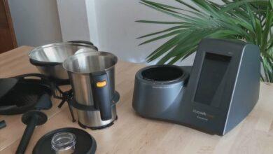 Photo of Mycook Touch, el robot de cocina de Taurus, con pantalla táctil y recetas paso a paso
