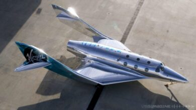 Photo of Virgin Galactic ha presentado su última nave espacial, la VSS Imagine