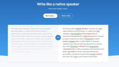 Photo of Instatext, para mejorar los textos en inglés usando Inteligencia Artificial