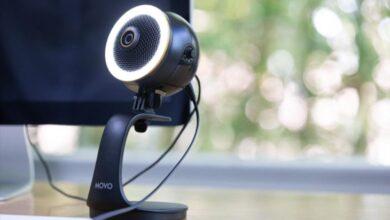 Photo of WebMic HD Pro ofrece Webcam, micrófono y luz, todo en uno