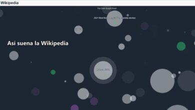 Photo of Si cada edición de la Wikipedia generara un sonido, esta sería la canción