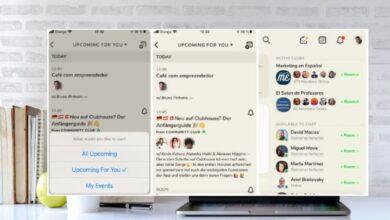 Photo of Clubhouse ahora es algo más claro con Android: su app se lanzará en un par de meses