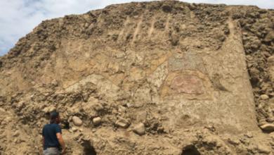 Photo of Antiguo mural de Perú revela que se rendía culto a un dios araña